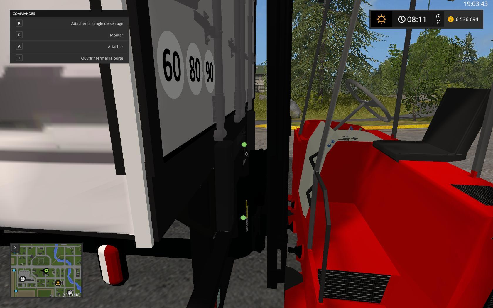 Farming Simulator 17 Semi Trailers