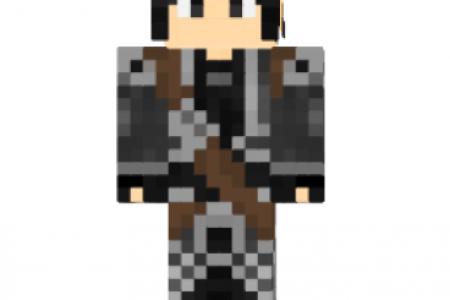 Minecraft Spielen Deutsch Skins Para Minecraft Pe De Kirito Bild - Skin para minecraft pe de kirito