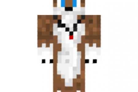 Minecraft Spielen Deutsch Skins Para Minecraft Pe Wolf Bild - Skins para minecraft pe wolf