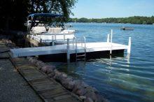 Moose Lake Floating Dock
