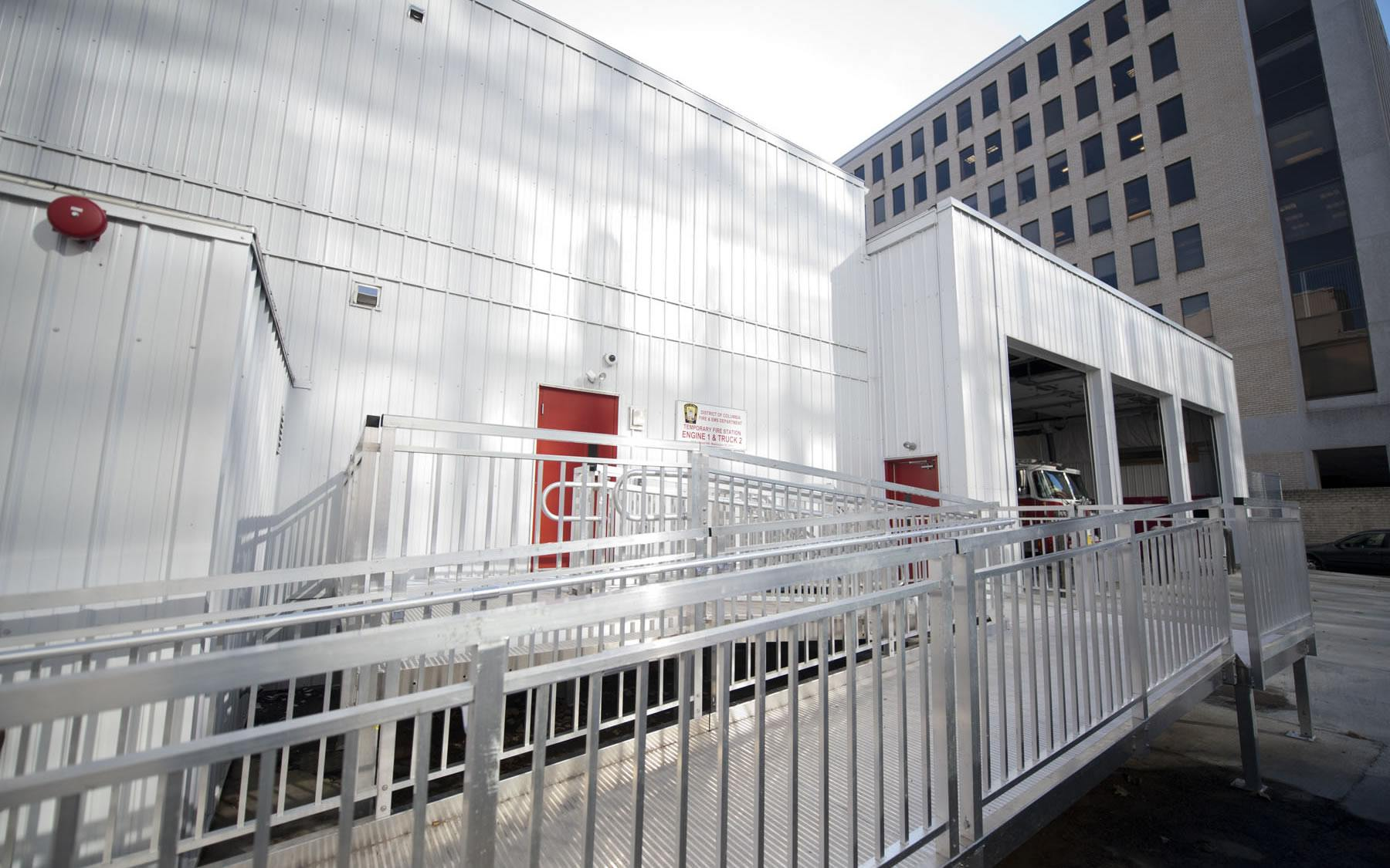 Modular Fire Station Buildings Gallery Modular Genius