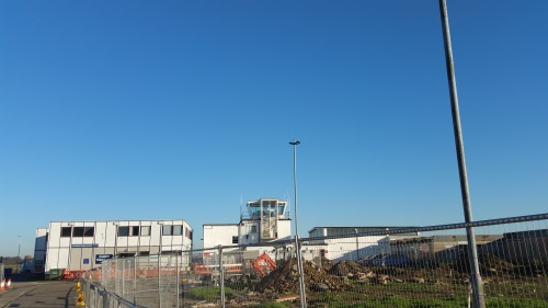 Clear Blue Skies Cranfield