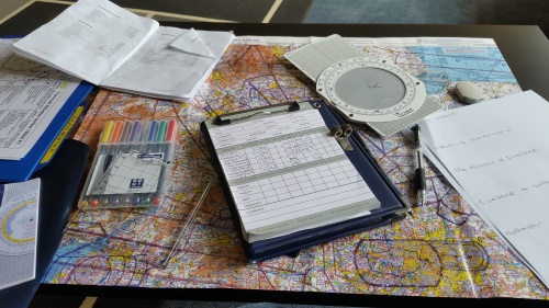 Navigation planning