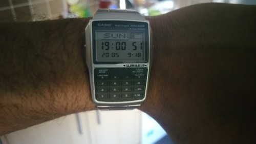 The best watch for a student pilot