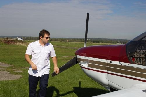 Interview with Tarik Merryface, Qualified Modular Pilot
