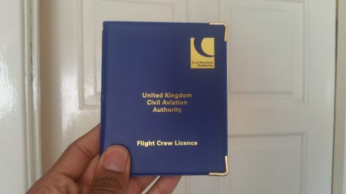 The CAA say my licence is ready, they just can't send it to me
