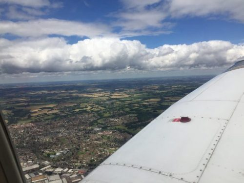 Shoreham to Cranfield