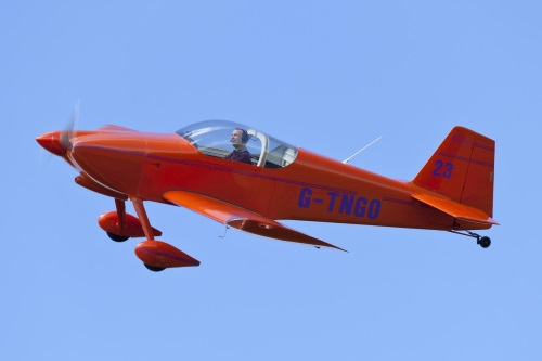 Interview with Jonathan Willis – easyJet A320 Captain and Air Racer