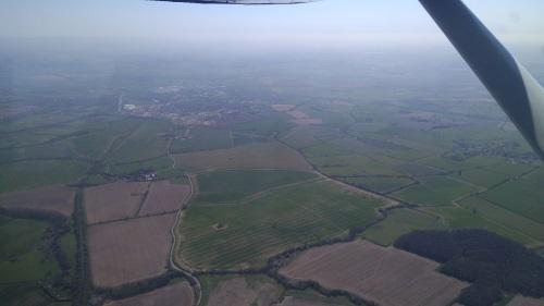 En route to Wolverhampton