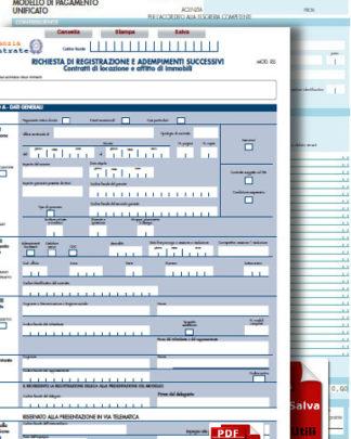 F24 Elide Editabile Moduli Editabili