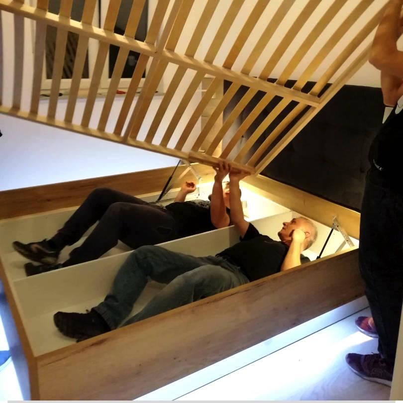 Instalacija kreveta po mjeri