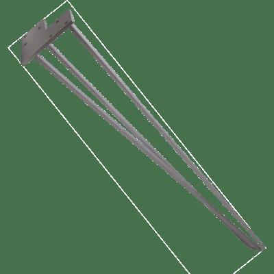 Modulos Hairpin metalna noga za stol