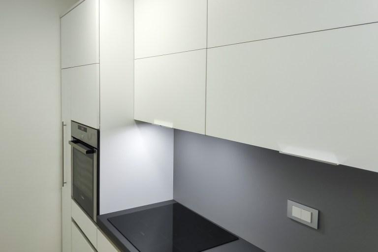 Monokromatski odabir boja savršen je za moderne prostore.