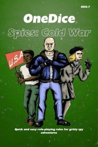OneDice Spies - Cold War