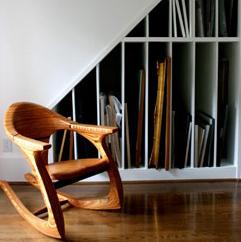Blog de modus vivendi c mo aprovechar el espacio bajo la for Como aprovechar el hueco de una escalera