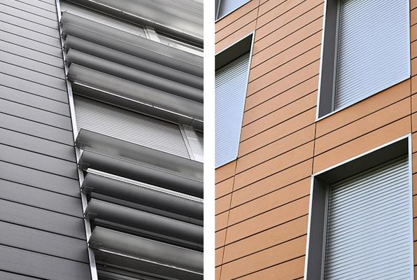 Blog de modus vivendi wicus nuevos materiales para - Materiales de construccion para fachadas ...