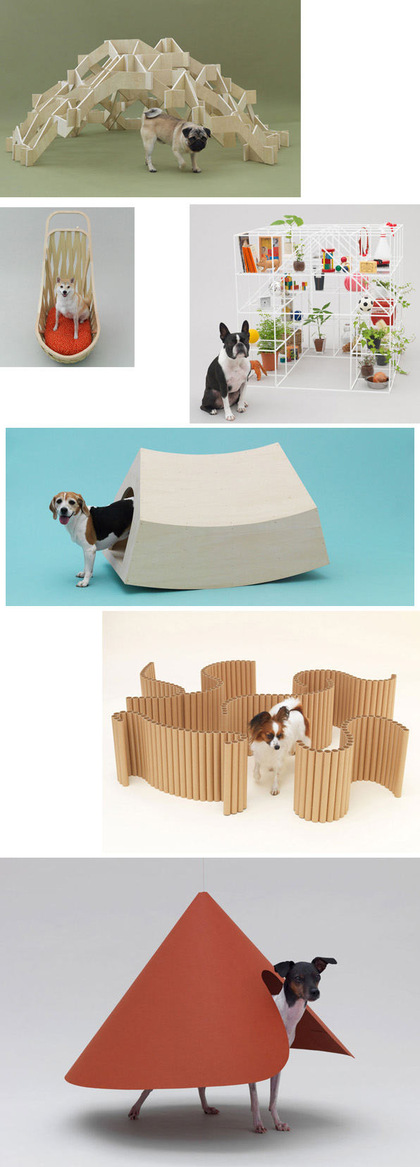 doghouse architecture dogs famous arquitectura perros © kenya hara