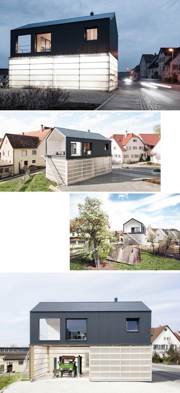 UNIMOG HOUSE. Fabian Evers & Wezel Architektur
