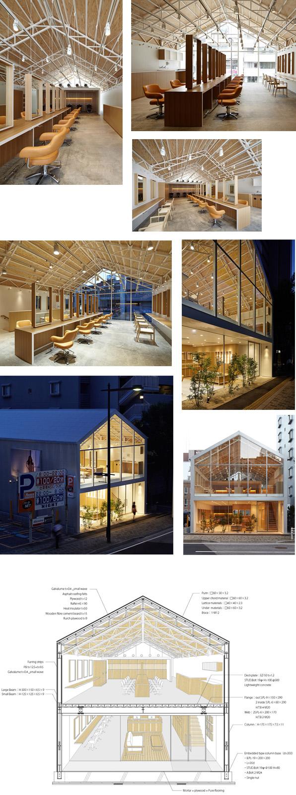 © Ryo Matsui Architectsphoto by Daici Ano en Modus-Vivendi