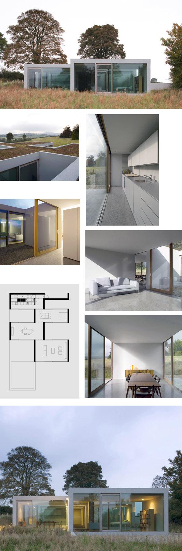 casa rural moderna de Boyd Cody Architects en MODUS VIVENDI arquitectura