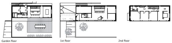 haus M Peter Ruge MODUS VIVENDI BLOG casa germano japonesa vivienda arquitectura architecture house plans