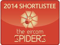 Modus' award-winning Conradh na Gaeilge site makes eircom Spiders 2014 shortlist