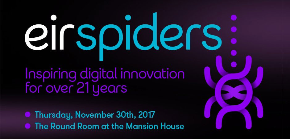 Aiken Promotions and Conradh na Gaeilge sites shortlisted for 2017 eir Spiders