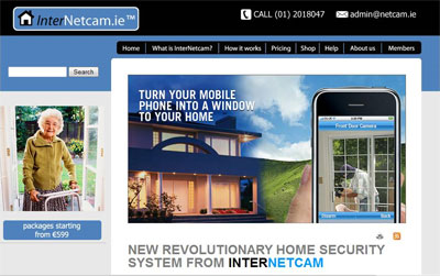 netcam.ie now live