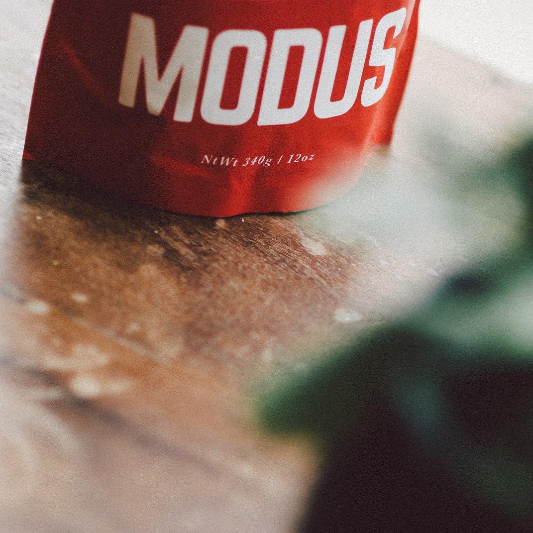 Modus Coffee Packaging
