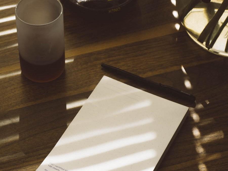 modus x brickpress notepad