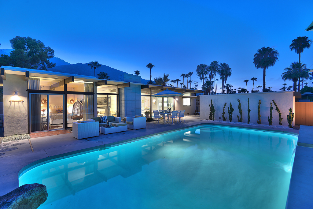 House of Art Palm Springs Vacation Rental