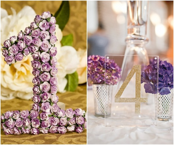 Phoenix Bride And Groom Arizona Wedding Blog Table Numbers Place Cards Reception Ideas 7