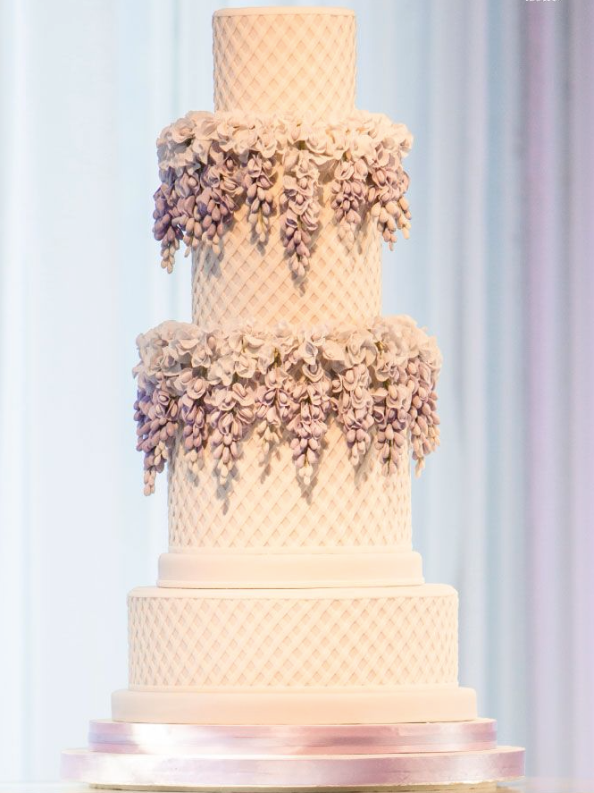30 Most Luxurious Wedding Cakes You Will Love   MODwedding wedding cake ideas 18 01182014