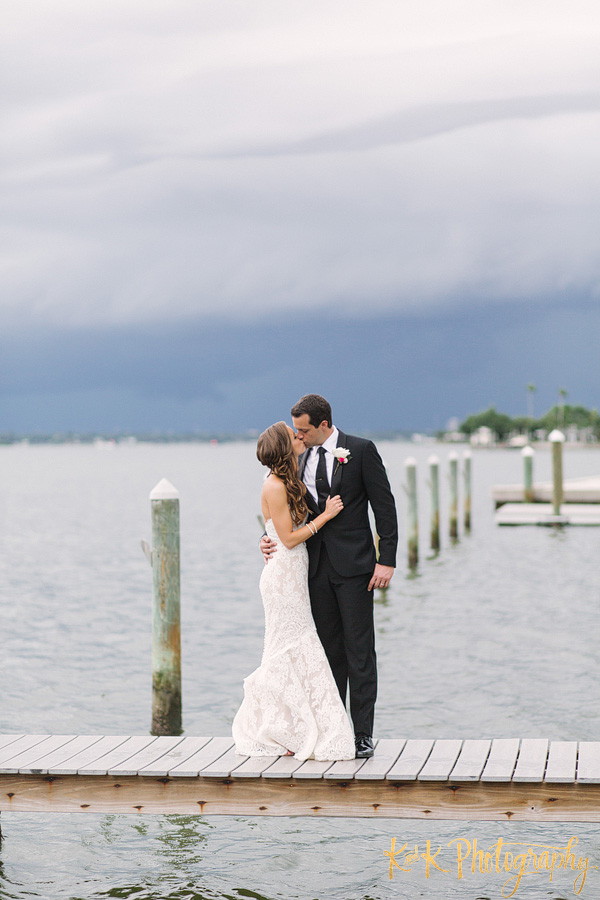 Clearwater Wedding At Carlouel Yacht Club From KampK