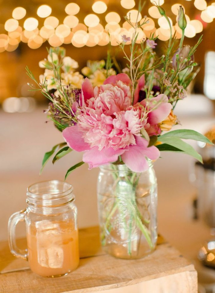 Rustic Chic Outdoor New York Wedding At The Hill From