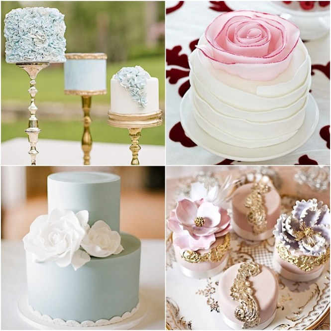 We Found Some Of The Most Adorable Mini Wedding Cakes That Although Small Make A Grand Impact On Dessert Table
