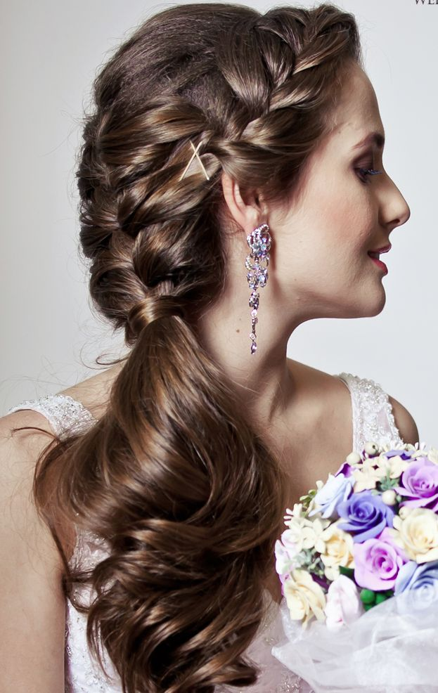 Elegant Updos And More Beautiful Wedding Hairstyles