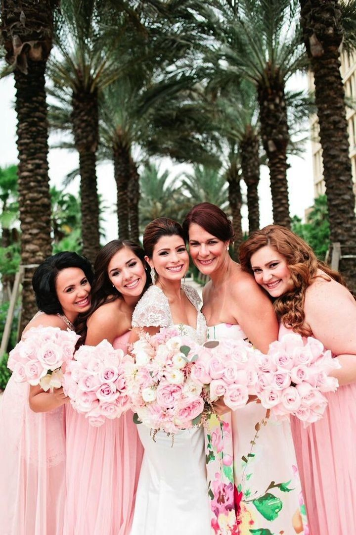 Magical Florida Wedding At The Four Seasons Orlando MODwedding