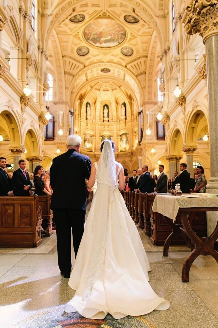 Timeless And Utterly Sophisticated New York Wedding