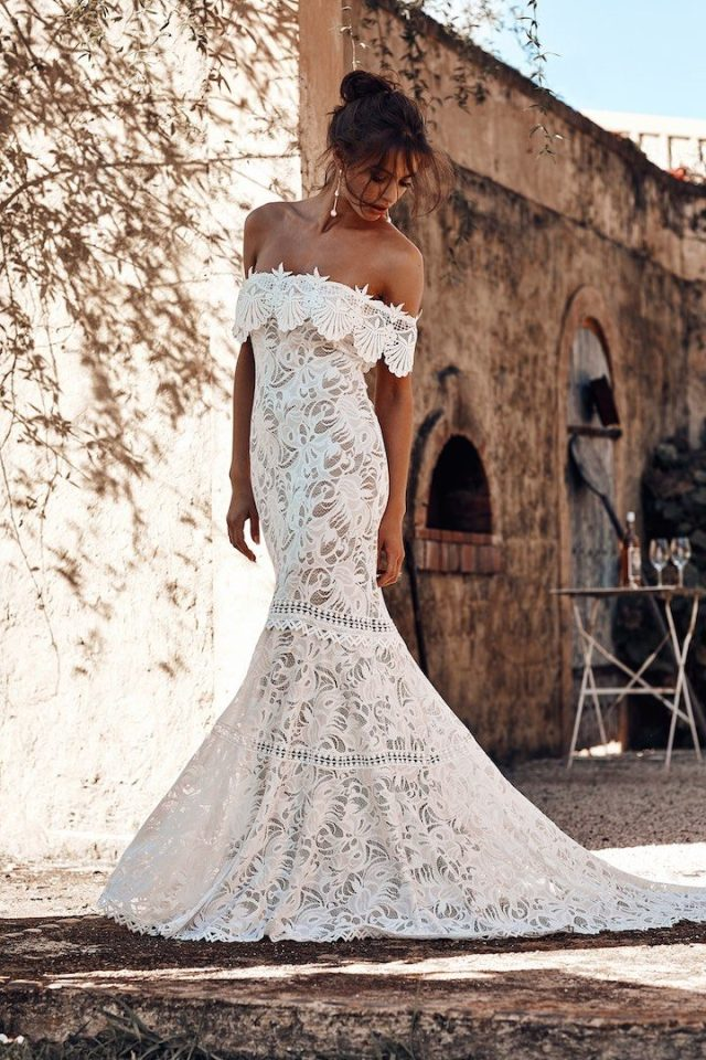 Sensational Grace Loves Lace | Wedding Dresses for the Modern Bride