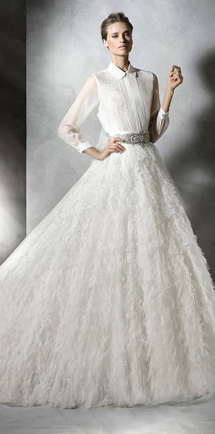 Modest Wedding Dresses 15 08292015 Km
