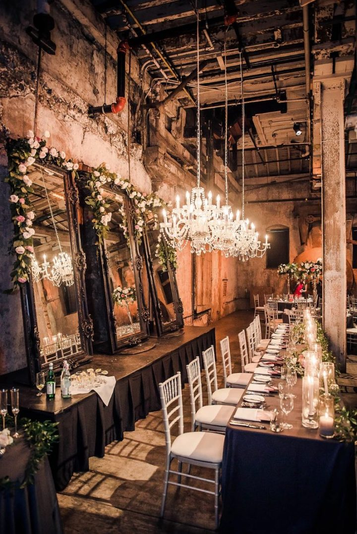 Modern Fall Wedding With Rustic Glam Vibes From Agi Studio