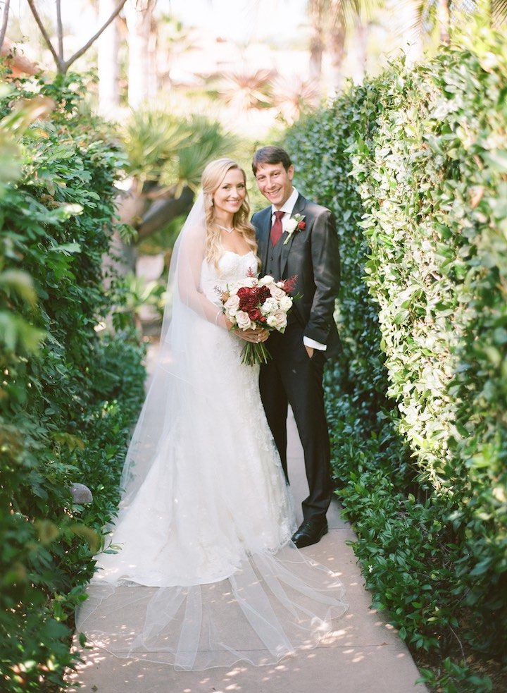 Al Fresco San Diego Wedding Under The Stars MODwedding