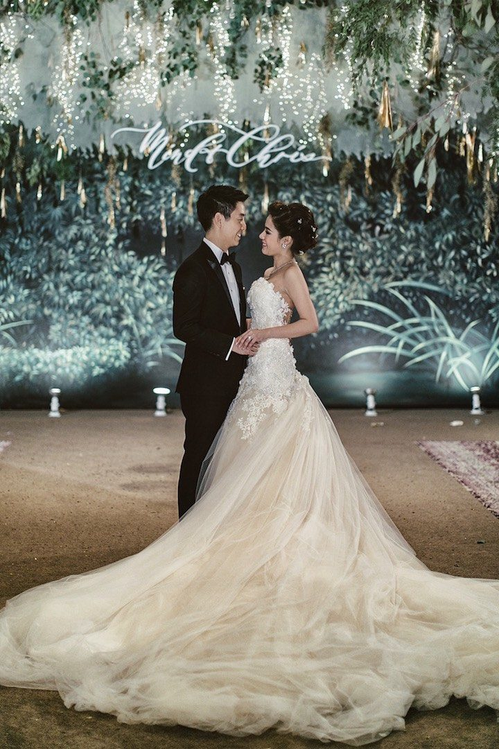 Enchanted Forest Themed Thailand Wedding MODwedding