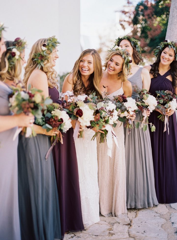 Gorgeous Natural Color Themed Florida Wedding From Brandon