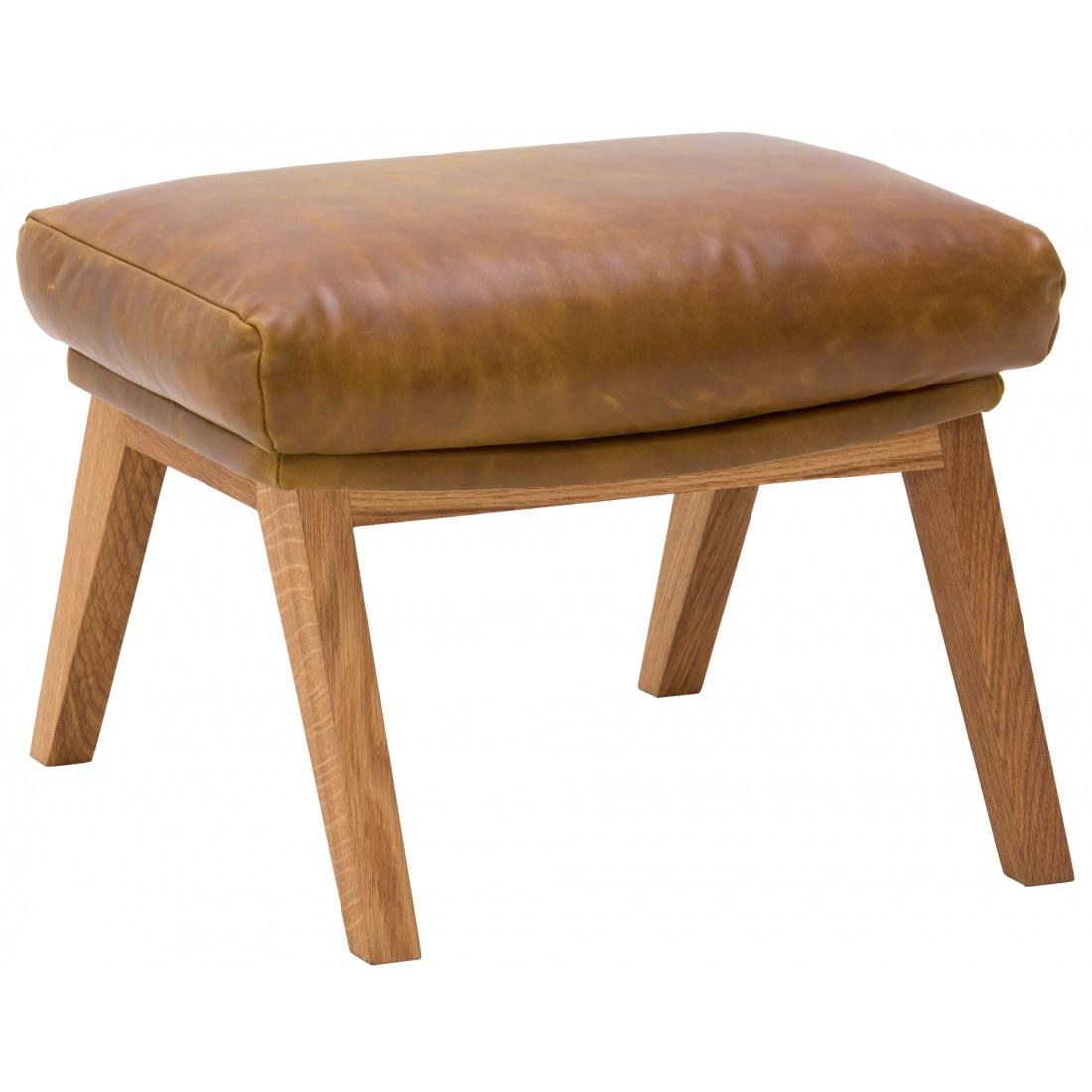 Hocker Hellbraun Sitzhocker Sitzwürfel Moebel Liebecom