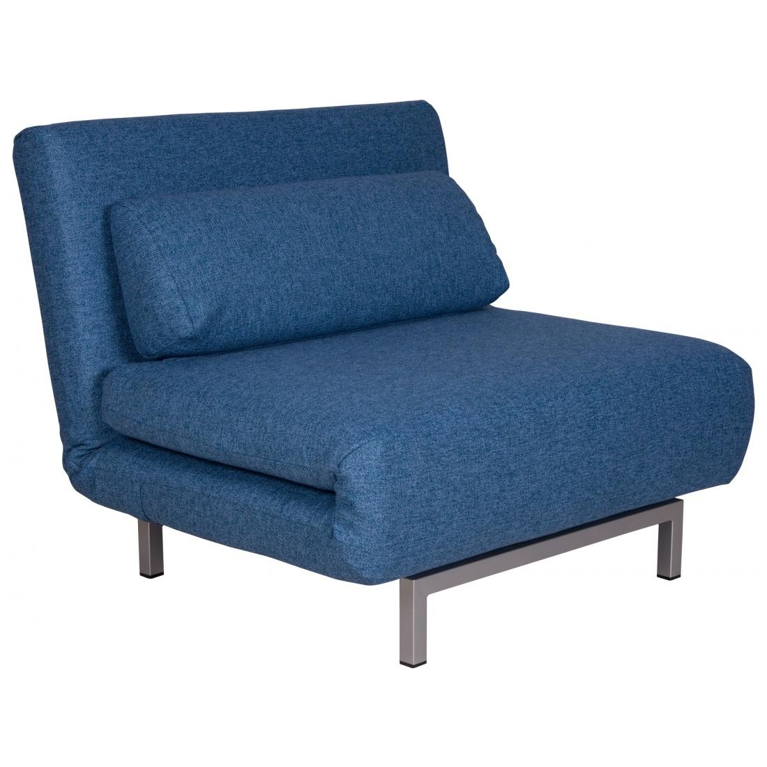Schlafsessel Design schlafsessel blau designer sessel mit schlaffunktion moebel liebe com
