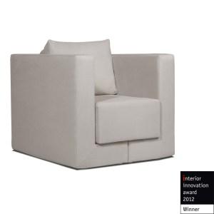 Sessel mit schlaffunktion  Schlafsessel Braun Designer Sessel mit Schlaffunktion | moebel ...