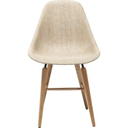 Stuhl: Bauhaus reloaded Moderner Schalenstuhl aus der Serie Forum. Perfekt für das Esszimmer