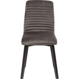 Stuhl: Schön schlicht Der Polsterstuhl der Reihe Lara besticht mit moderner